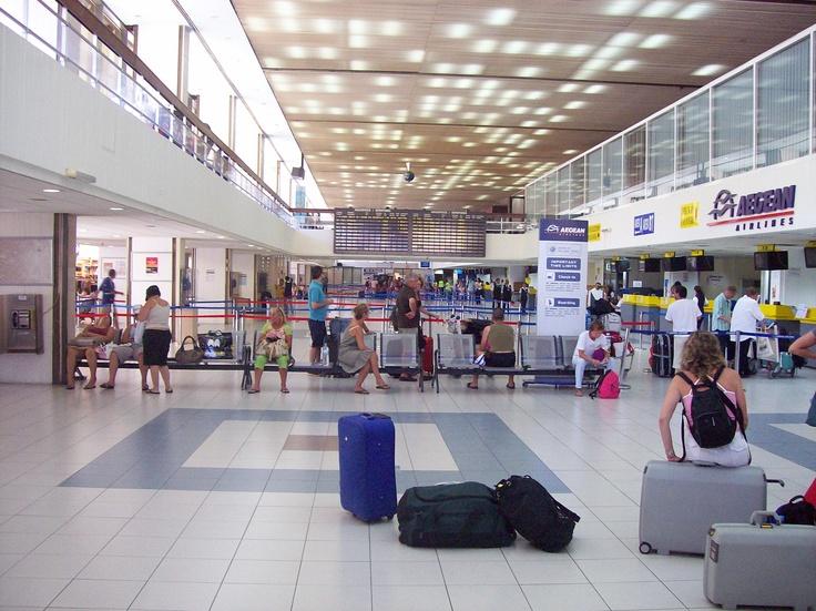 Rhodos Airport