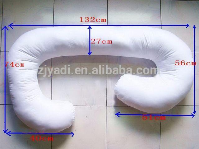 C en forma de Cuerpo de Almohada, Almohada para Lactancia, Embarazo Almohada de Color Crema-en Almohada de Textil Para Hogar en m.spanish.alibaba.com.