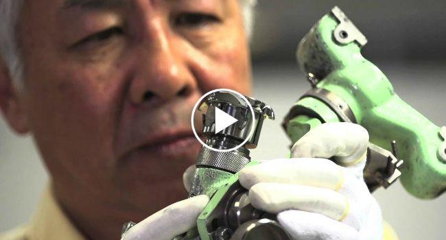 Incrível Vídeo Mostra a Produção De Um Grand Seiko
