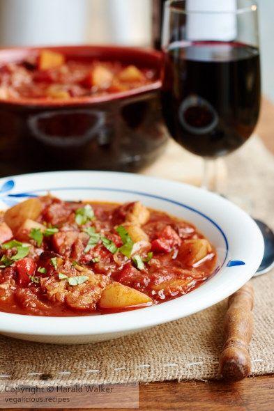 Vegan Hungarian Goulash «  Vegalicious Recipes