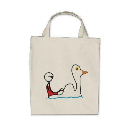 Pedalo Tote Bag - accessories accessory gift idea stylish unique custom