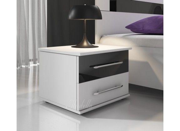 Meer dan 1000 idee n over slaapkamer kasten op pinterest kast verbouwen hoofdkast en kast - Eigentijdse nachtkastje ...