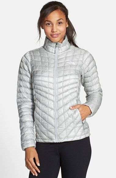*in black:)* The North Face 'ThermoBall™' PrimaLoft® Jacket available at #Nordstrom