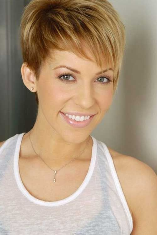 2065d8fc2b72440b35ef63017fb84723 Chic Pixie Haircuts of 2013 2013 Short Haircut for  Styles f  pixie cut hairstyles