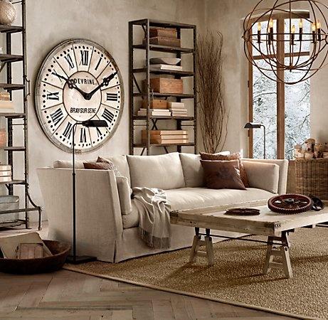Large clocks are key