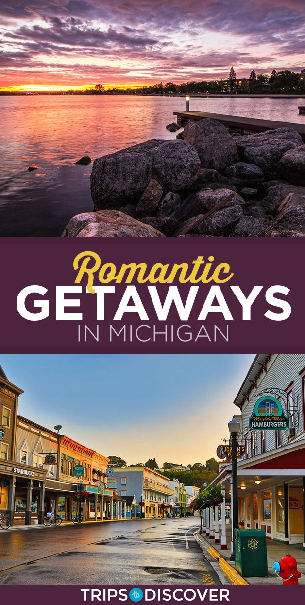 Plan Your Subsequent Romantic Getaway To These 10 Spots in Michigan