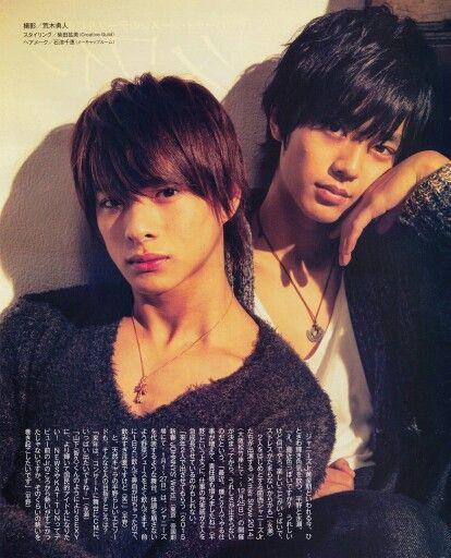 Sho and ren