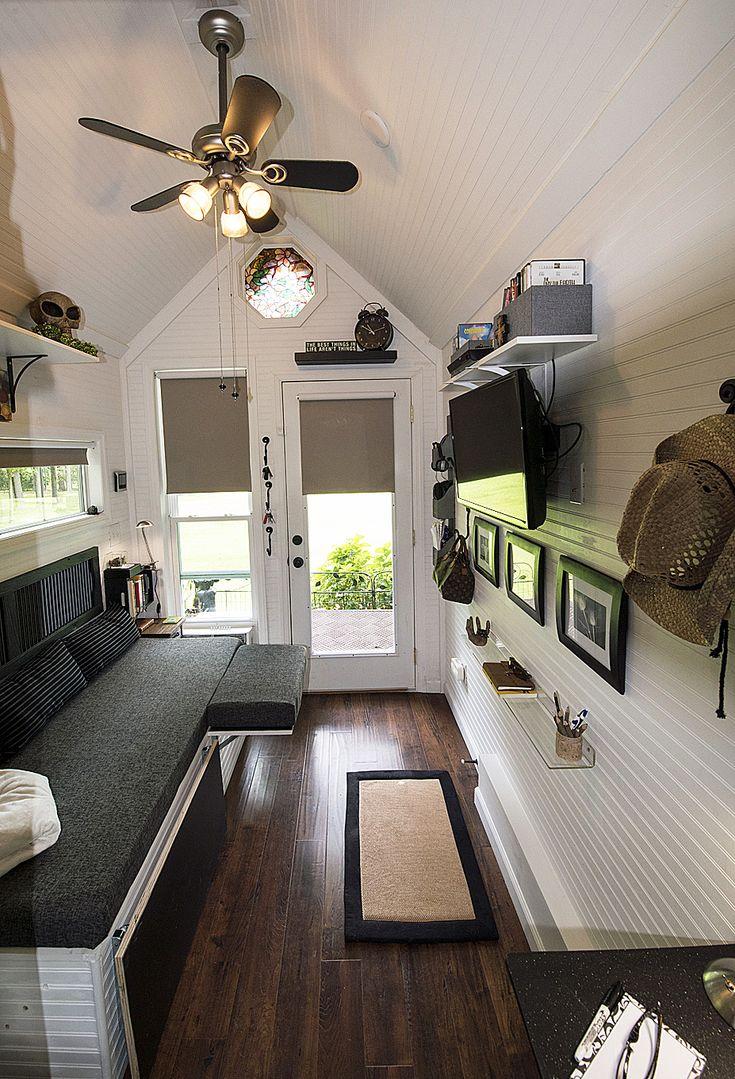 Very nice. (Mendy's tiny house by Tiny Happy Homes.)