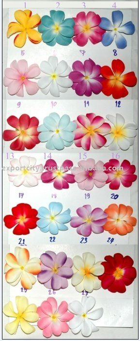 Fabric Plumeria Flower For Lei,Leis Color Chart - K Photo, Detailed about Fabric Plumeria Flower For Lei,Leis Color Chart - K Picture on Alibaba.com.