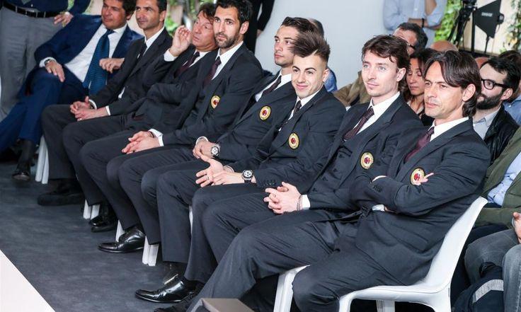 Audi e AC Milan hanno confermato oggi la partnership che li lega dal 2007, presso l'Audi City Lab di via Montenapoleone. Presenti, oltre a Barbara Berlusconi, Adriano Galliani e all'allenatore Pippo Inzaghi, presenti anche El Shaarawy, Montolivo, De Sciglio e Diego Lopez.