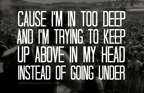 Sum 41 - In Too Deep