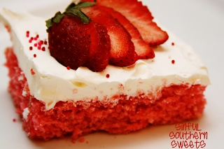 Sinful Southern Sweets: Slimmed Down Sweets-Diet Coke Cake