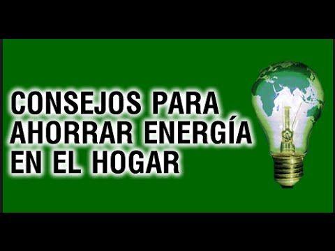 5 CONSJEJOS PARA AHORRAR ENERGIA. Los Hobbies de Yola - YouTube