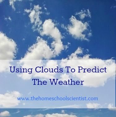 For centuries, people have used clouds to forecast the weather. Learn about cloud types and what they tell us about the weather.