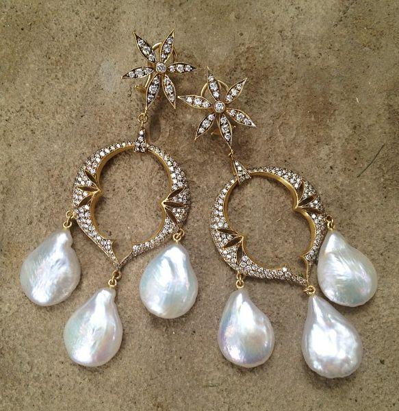 Earrings Cathy Waterman