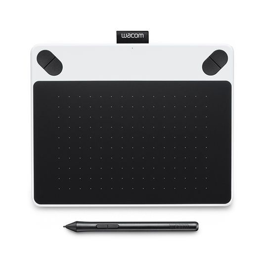 Wacom Intuos Draw Pen Tablet, White