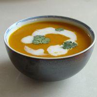 Amazing Pumpkin Soup made with Jennys Kitchen Tamarind Chutney http://jennyskitchen.co.nz/blog/asian-pumpkin-soup/