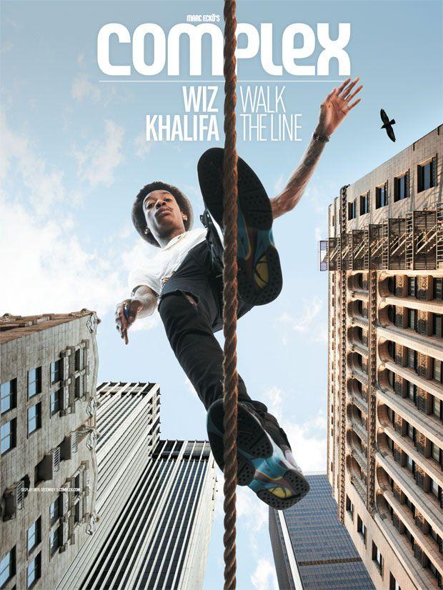 Wiz Khalifa / Complex Magazine