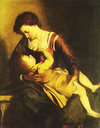 Artemisia Gentileschi - Biography & Art - The Art History Archive