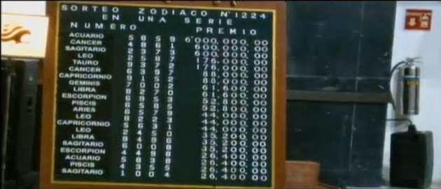 México: La Lotería nacional para la Asistencia Publica celebro el sorteo Zodiaco Nº1224 del domingo 21 de Septiembre 2014. Resultados sorteo Zodiaco Nº1224 del domingo 21/9/14.