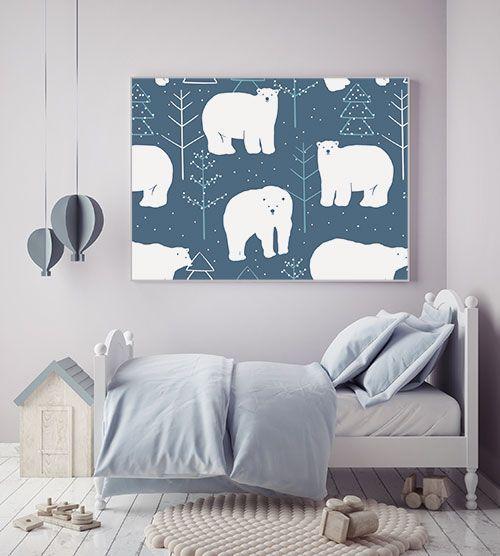 Elegant Stilvolle Design Motive Für Kinderräume Kombiniert Mit ökologischen  Materialien, Allergikerfreundlich, Waschbar Und Schwer