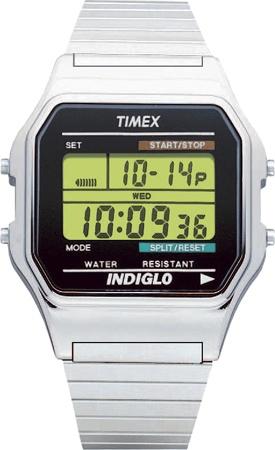 Um absoluto clássico da Timex. Gosto muito.