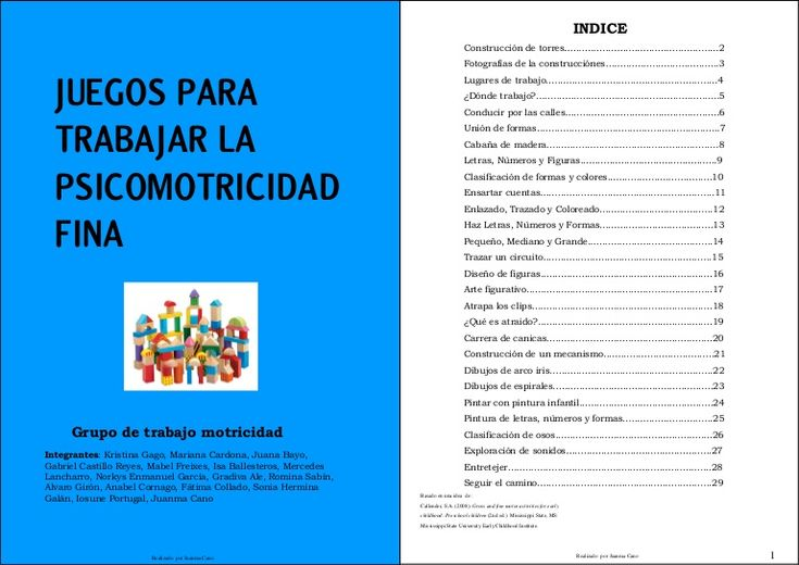 psicomotricidad-fina-22150426 by Juanma Cano via Slideshare