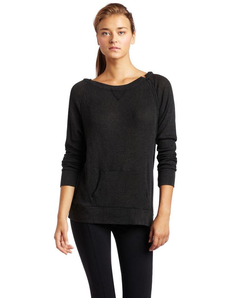 Hknb Heidi Klum For New Balance Women's Pullover Hoodie With Zip