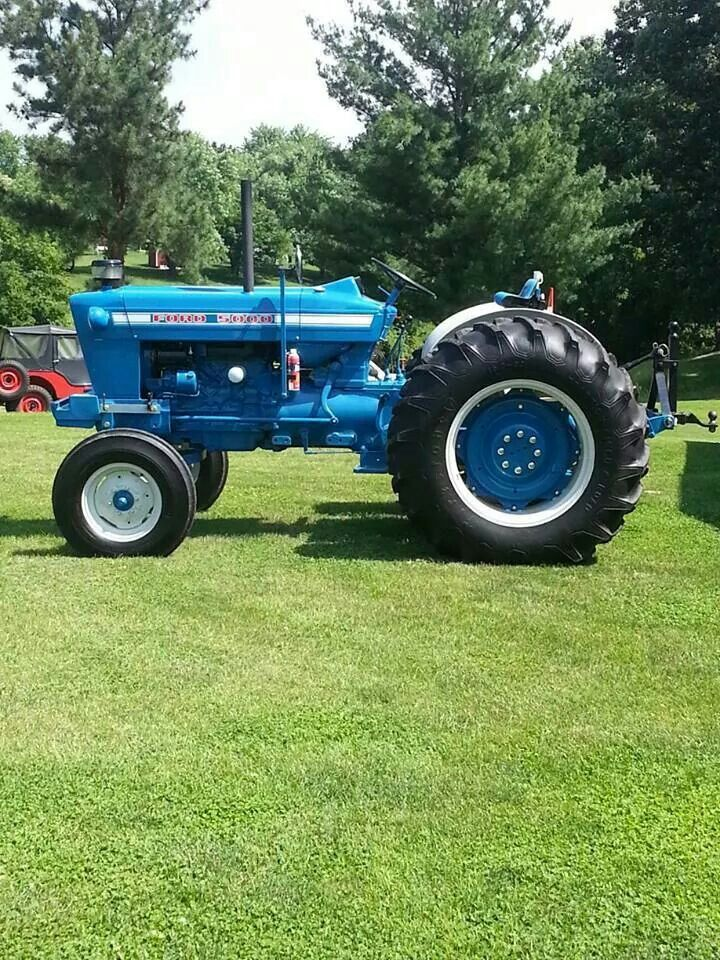 Split A Ford Tractor : Best images about blue ford tractors on pinterest