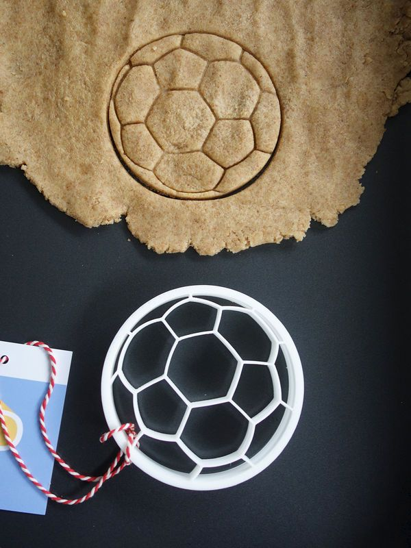 Football Cookie Cutter by Printmeneer