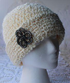 Young Girls Fancy Chemo Cap Pattern By Kris Moore Crochet Girls