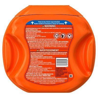 Tide Pods Original Scent Laundry Detergent Pacs - 57 Count