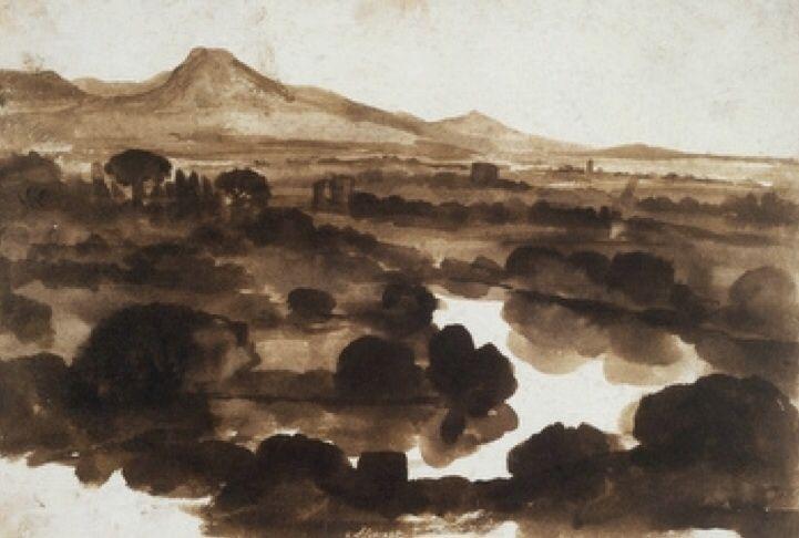 Claude Lorraine, A Winding River
