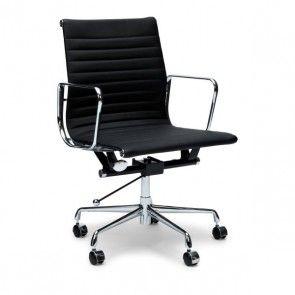 Eames Bureaustoel Replica.Eames Bureaustoel Ea 117 Zwart 259 00 Furnpact Kodin Sisustus Ja