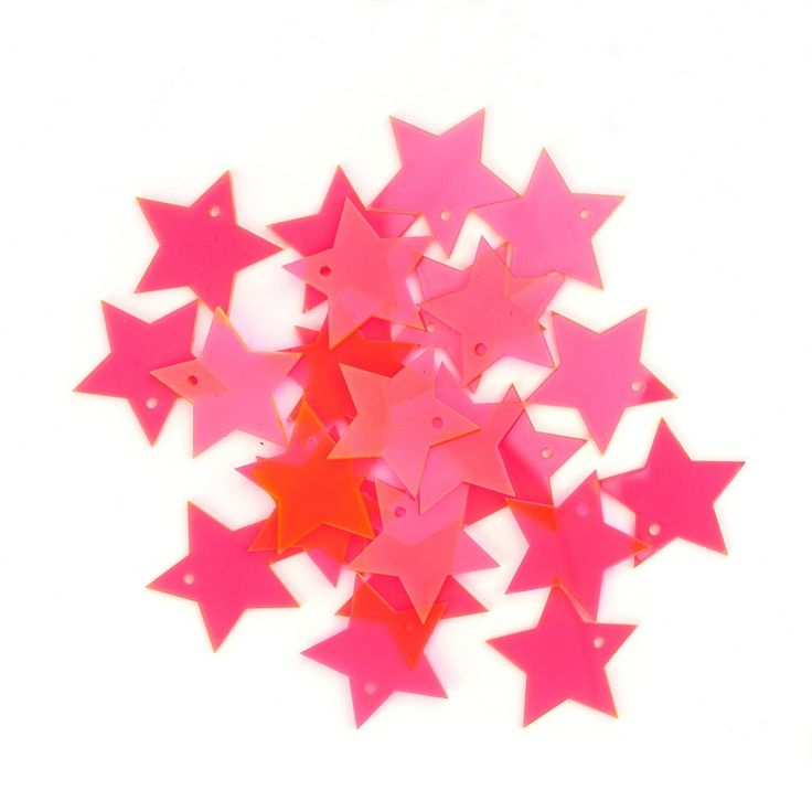 Image of Hello Star Kit - Neon Pink (Transparent)