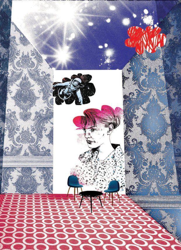 """Rys. Flanela Kochaj wystarczająco dobrze: Życie z kosmitą Czasem widzę taką alternatywę, że albo w związku będzie święty spokój w pakiecie z samotnością, albo mamy takie włoskie małżeństwo - mówi psychoterapeutka Danuta Golec. Wywiad pochodzi z nowej książki Agnieszki Jucewicz i Grzegorza Sroczyńskiego """"Kochaj wystarczająco dobrze"""""""