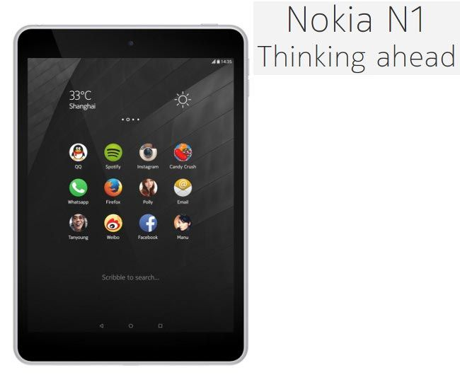 Get Ready for The Next Flash Sale of Nokia N1 on January 22