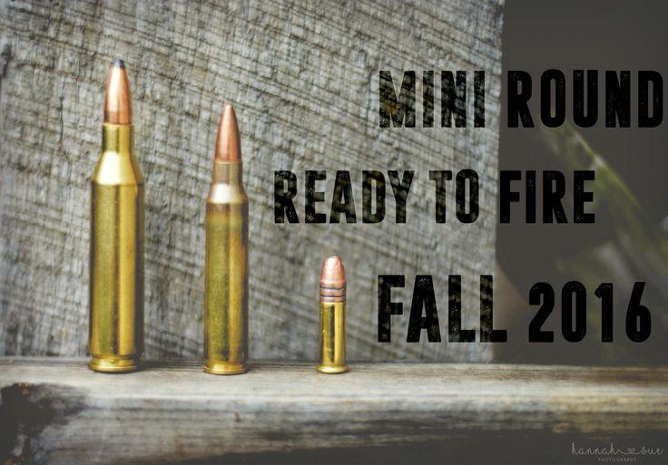 Hannah sue photography, hunting baby announcement, baby announcement, couple photoshoot, bullets, fall 2016