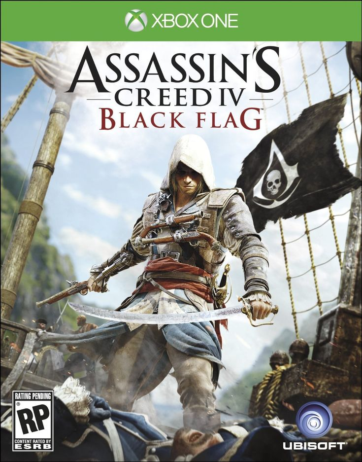Assassin's Creed IV Black Flag: Xbox One: Video Games   On Xbox One #Gaming