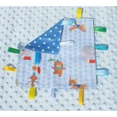Circus Taggie Blankie