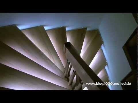 """Über 1.000 Ideen zu """"Led Treppenbeleuchtung auf Pinterest ..."""