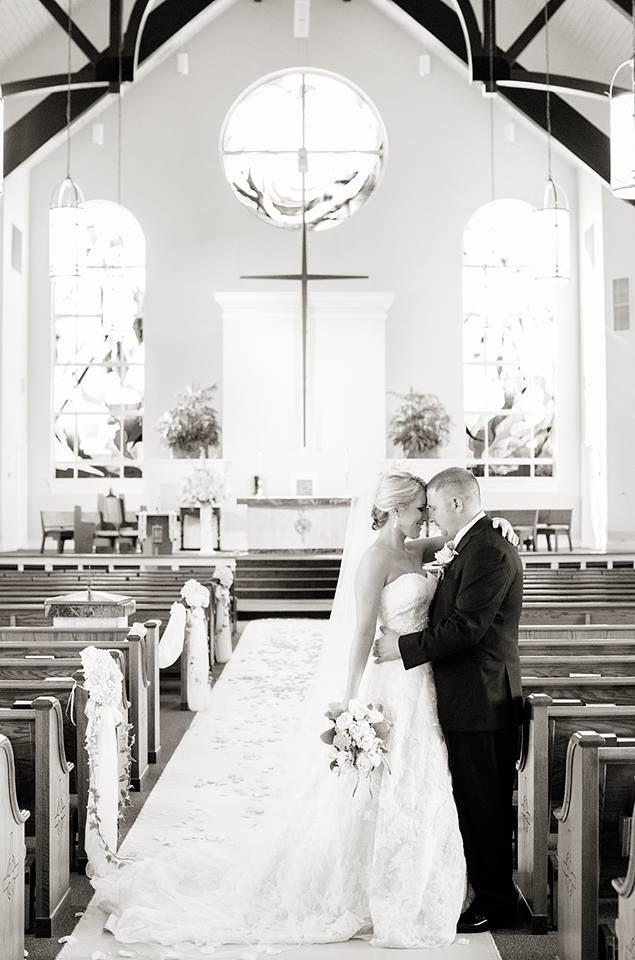 Wedding Photography. Church wedding ideas