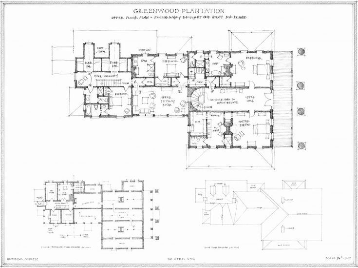 28+ [ Historical Concepts Floor Plans ] | 1000 Images About Floor ...
