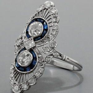 Edwardian Jewelry – Rings