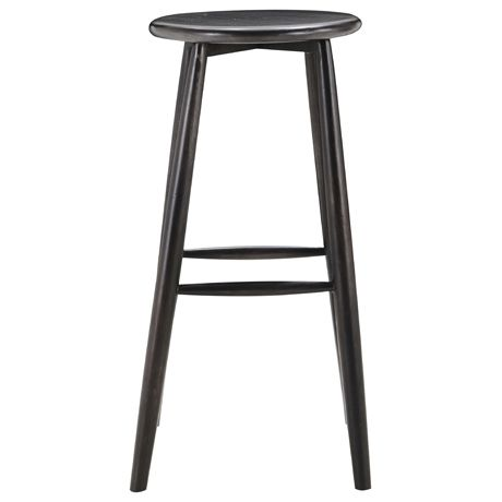 Mantis Bar Stool  Black