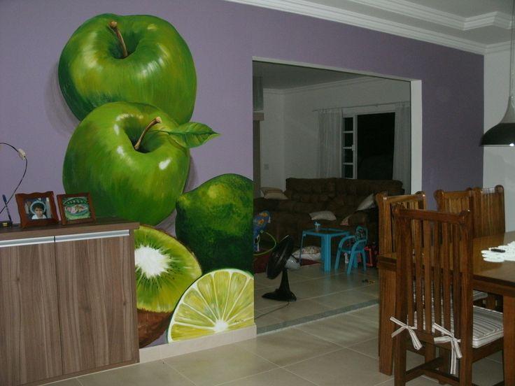 cozinha de Vanessa e Fabiano, em Guapimirim