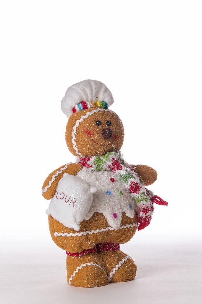 """13"""" Gingerbread de Pie"""