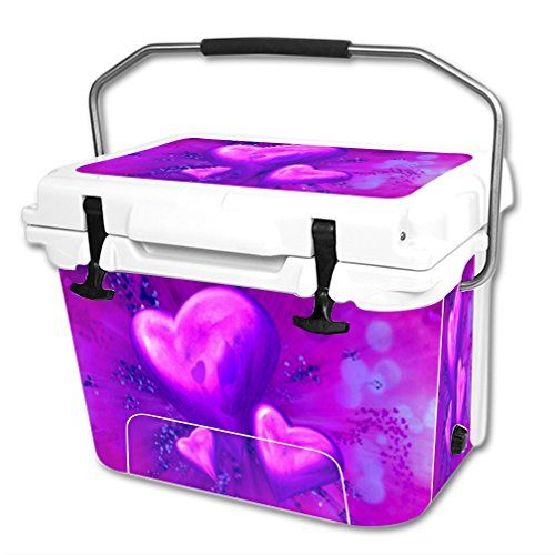 MightySkins Protective Vinyl Skin Decal Wrap for RTIC 20 qt Cooler cover sticker Purple Heart >>> Check out this great product.(This is an Amazon affiliate link and I receive a commission for the sales)