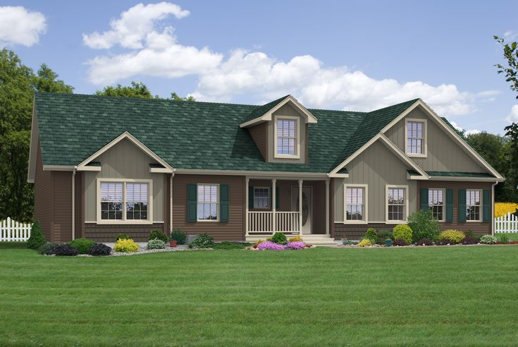 Top 66 ideas about exteriors on pinterest ranch homes for Classic ranch homes