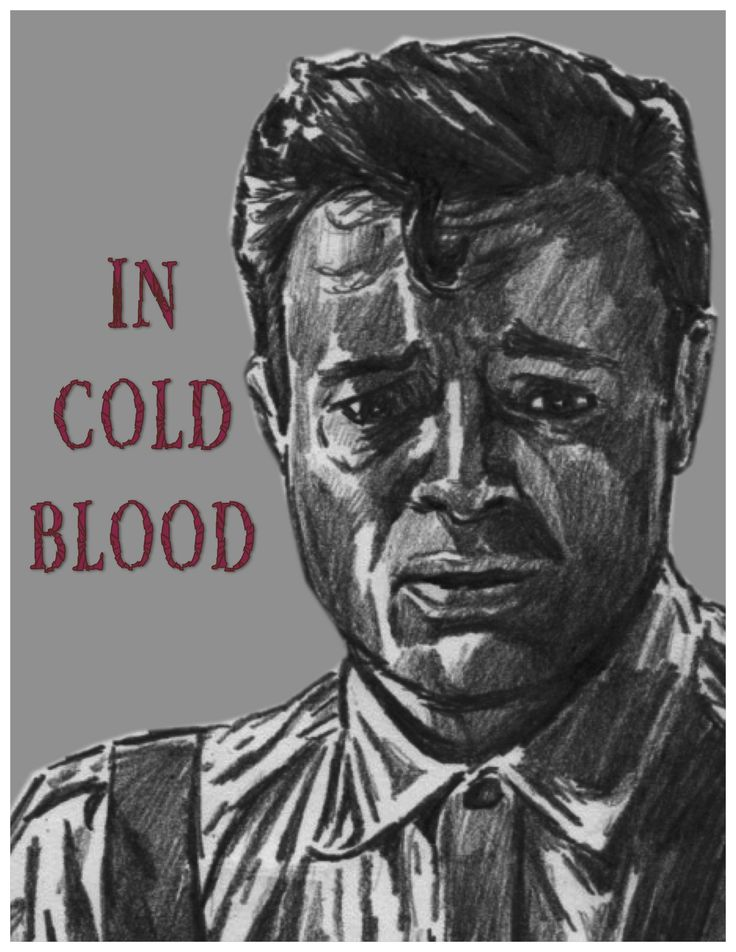 in cold blood characteristics of criminal Crime pays: robert blake (second left) in richard brooks's in cold blood   tracts of in cold blood is the characteristic failed innovation here.